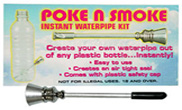 Poke N Smoke - Instant Waterpipe Kit
