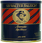 Sir Walter Raleigh Aromatic Pipe Tobacco 12oz Can