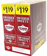 Swisher Sweets Cigarillos 30 2 packs