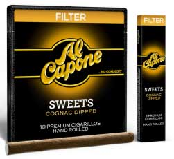Al Capone Sweets Filtered Cigars