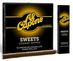 Al Capone Sweets Cigars