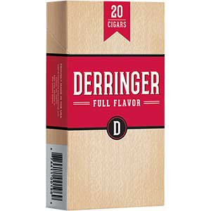Derringer Little Cigars Full Flavor 100
