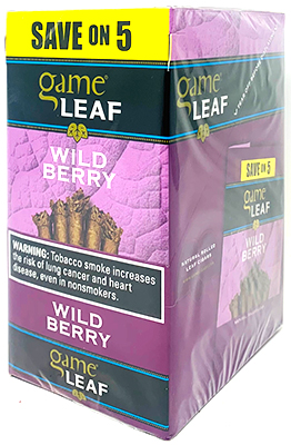 Game Leaf Wild Berry 8 5pks
