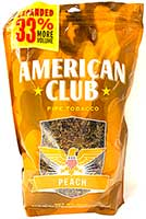 American Club Peach 16oz Pipe Tobacco
