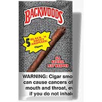 Backwoods Cigars Black and Sweet 8 5CT