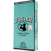 Bugler Rolling Papers 25ct Box (50 Leaves)
