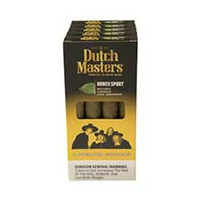 Dutch Masters Honey Sports 5 4pk