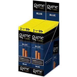 Game Cigarillos Blue 30ct