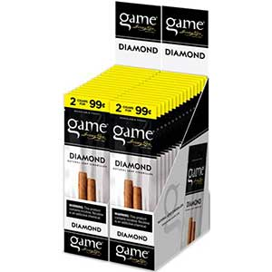 Game Cigarillos Diamond 30ct