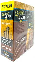Game Leaf Natural 15 2pks