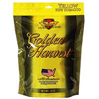 Golden Harvest Pipe Tobacco Yellow 6 oz