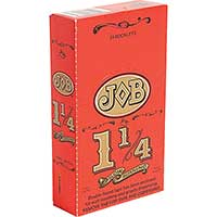 Job Orange 1.25 Rolling Papers 24ct Box