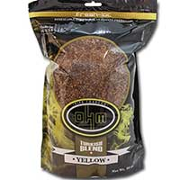 OHM Turkish Yellow 16oz Pipe Tobacco