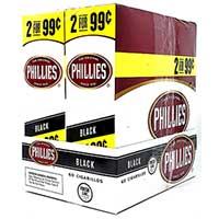 Phillies Cigarillos Black 30ct