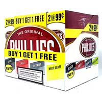 Phillies Cigarillos Combo 120ct