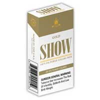 Show Little Cigars Gold 100
