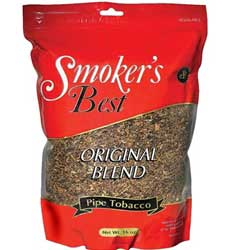Smokers Best Original 16oz Pipe Tobacco