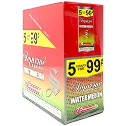 Supreme Blend Cigarillos Watermelon 15ct