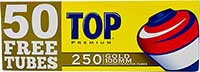 Top Cigarette Tubes Gold 100 250ct