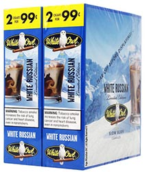White Owl Cigarillos White Russian 30ct