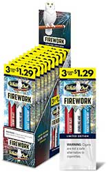 White Owl Cigarillos Firework 15ct