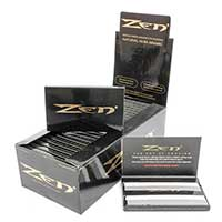 Zen Single Wide Rolling Papers 25ct Box