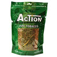 Action Mint 16oz Pipe Tobacco