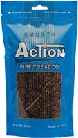 Action Smooth 6oz Pipe Tobacco