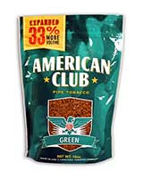 American Club Green 16oz Pipe Tobacco