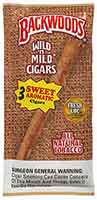 Backwoods Cigars Sweet Aromatic 10 3CT