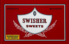 SWISHER SWEETS PERFECTO 60CT BONUS BOX