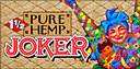 JOKER 1 1 2 PURE HEMP ROLLING PAPERS 24CT