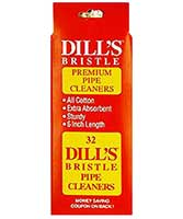 Dill Premium Bristle Pipe Cleaner 32ct