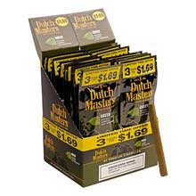 Dutch Masters Cigarillos Green 20 Packs of 3