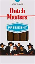 Dutch Masters President 5 Packs of 5