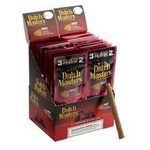 Dutch Masters Cigarillos Sweet 20 Packs of 3