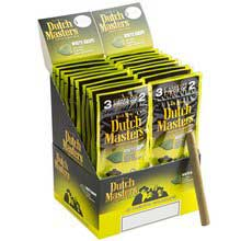Dutch Masters Cigarillos White Grape 20 Packs of 3