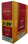Pom Pom Cigarillos Sweet 15ct 3 .99c