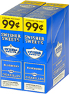 Swisher Sweets Cigarillos 2 $0.99 Blue 30 2ct