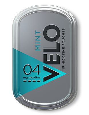 VELO Nicotine Pouches Mint 4mg 5ct