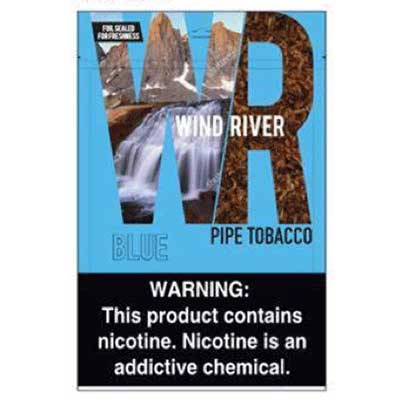 Wind River Blue 12oz Pipe Tobacco