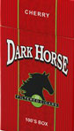 Dark Horse Little Cigars Cherry 100 Box