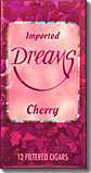 Dreams Cherry Little Cigars