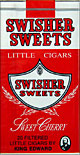 Swisher Sweets Little Cigars Sweet Cherry Twin Pack