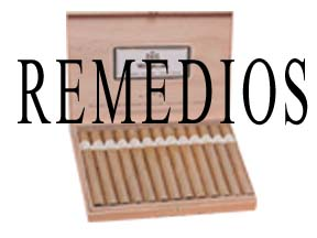 Remedios Robusto Natural