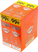 Swisher Sweets Cigarillos Peach 30ct